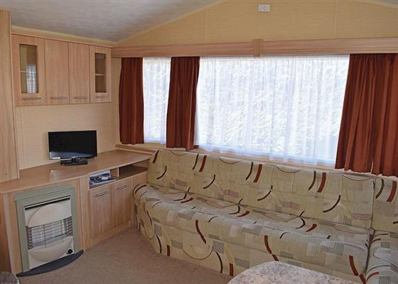 Silver 6 at Orchard Farm Caravan Park, Lincoln