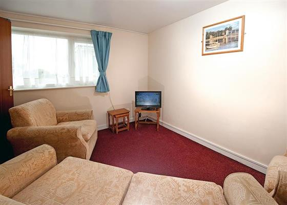 Silver Apartment 3 at Sandaway Beach Holiday Park, Ilfracombe