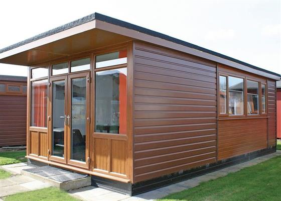 Silver Chalet at Mablethorpe Chalet Park, Mablethorpe