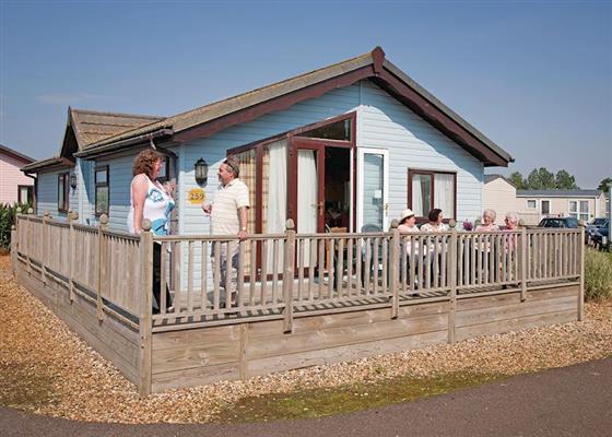 Silver Lodge 8 at Searles Leisure Resort, Hunstanton