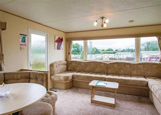 Silver PLus 3 (Bunks) (Pet) at Ocean Heights Leisure Park, New Quay