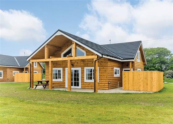 Skylark Lodge (6) at Hornsea Lakeside Lodges, Hornsea