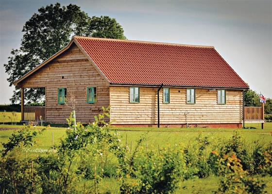Skylark Lodge at Oak Farm Lodges, Diss