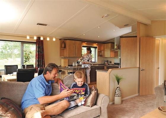 SM 3 Bed Gold Lodge at Sandy Meadows, Burnham-on-Sea