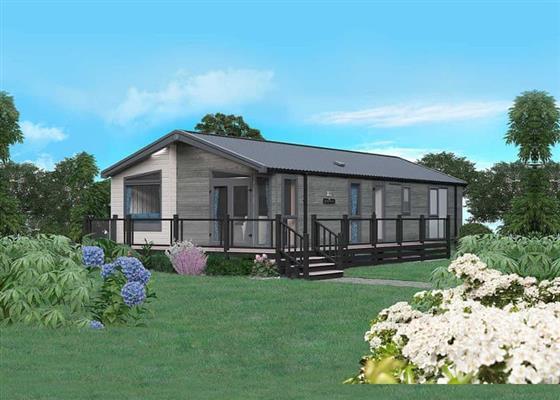 Snowdon Retreat at Pen-y-Garth Lodges, Bala