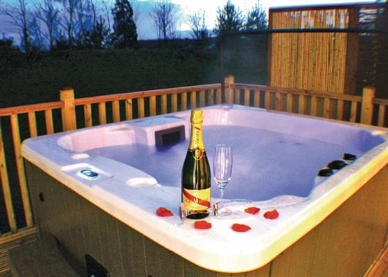 Spa Soleil at Raywell Hall Country Lodges, Cottingham