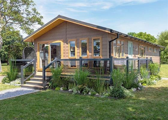 Spinney Lodge at Celtic Escapes, Narberth