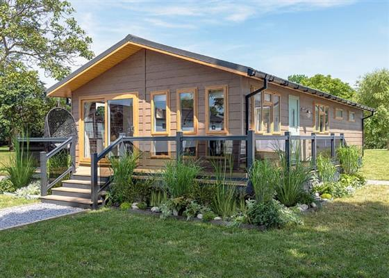 Spinney Lodges at Noble Court Holiday Park, Narberth
