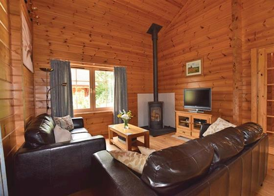 Springpool Lodge at Woodside Lodges, Ledbury