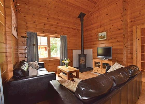 Springpools Lodge VIP at Woodside Lodges Country Park, Ledbury