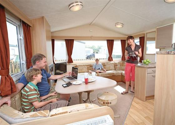 St Agnes at Newquay Holiday Park, Newquay