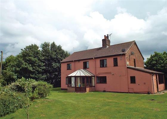 Staithe Farmhouse at Waveney River Centre, Beccles