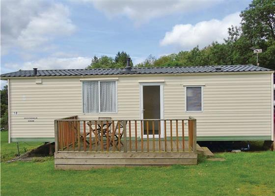 Standard 2 at Three Lochs Holiday Park, Newton Stewart