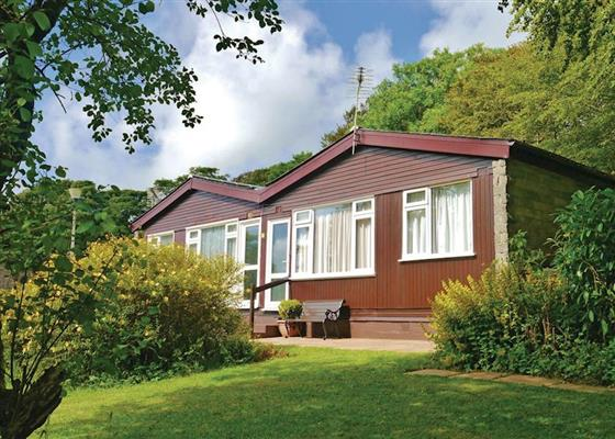 Stowe Chalet at Penstowe Park, Bude