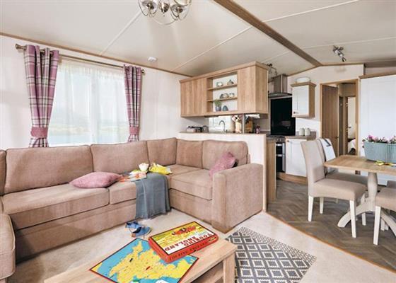 Stylish Comfort 2 at Trevornick, Newquay