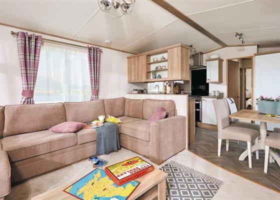 Stylish Comfort 3 (Pet) at Trevornick, Newquay
