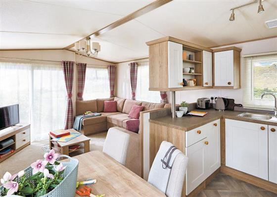 Stylish Comfort 3 at Trevornick, Newquay
