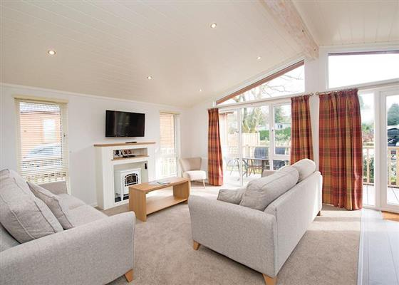 Summerleaze Lodge at White Acres, Newquay