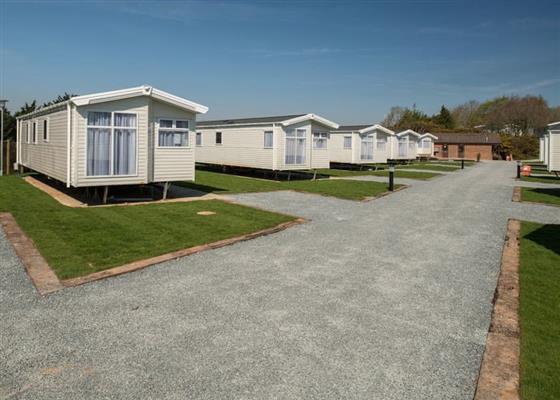 Superior Caravan 2 (Pet) at The Lakes Rookley, Ventnor