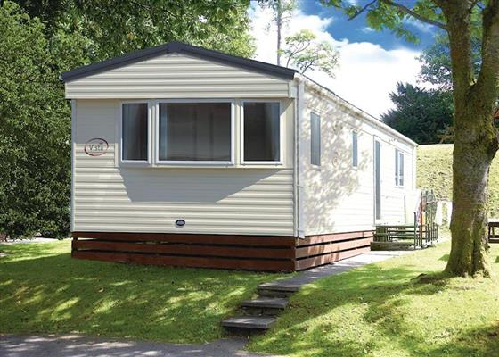 Superior Caravan 8 at Tattershall Lakes Country Park, Lincoln
