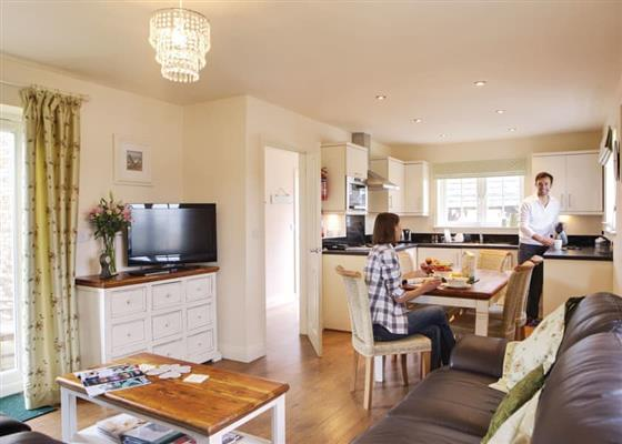 Superior Cottage 3 (Pet) at The Bay, Filey