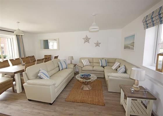 Superior Cottage 4 (Bunks) (Pet) at The Bay, Filey