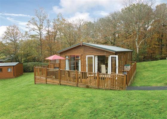 Superior Country Four Platinum at Finlake Lodges, Newton Abbot
