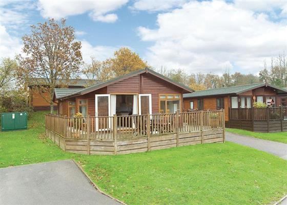 Superior Country Six Gold at Finlake Lodges, Newton Abbot