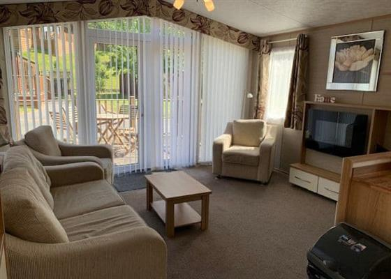 Superior Holiday Home (Nearly New) at Devon Hills, Paignton