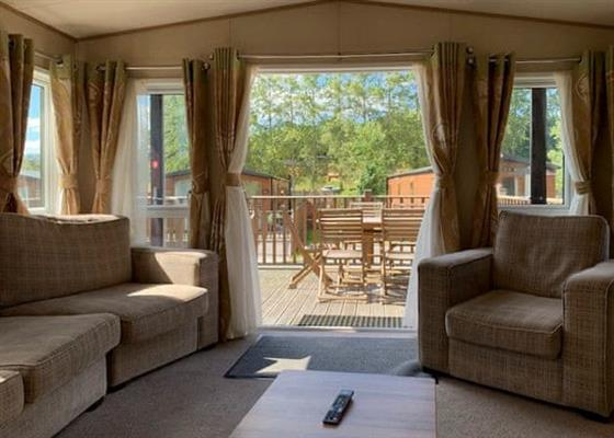 Superior Holiday Home (Nearly New) at Finlake Holiday Resort, Newton Abbot