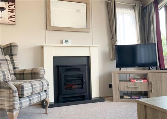 Superior Holiday Home (Newest) at Devon Hills, Paignton