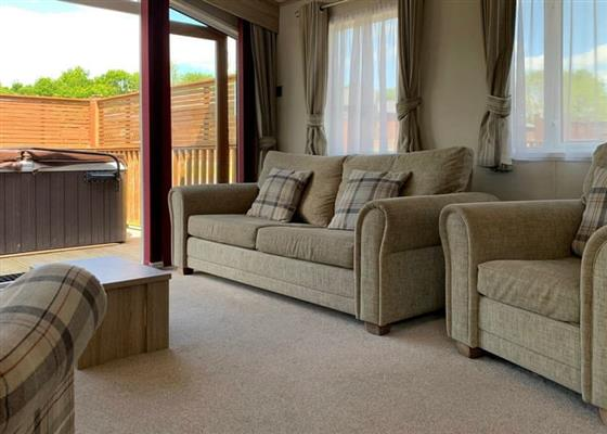 Superior Holiday Home (Newest) at Finlake Holiday Resort, Newton Abbot