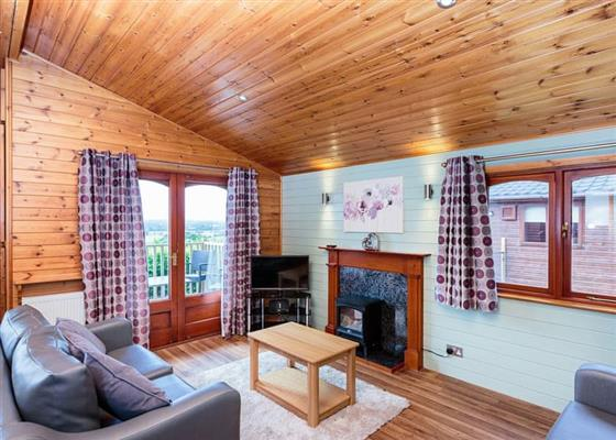 Superior Lodge 4 at Sandy Balls Holiday Village, Fordingbridge