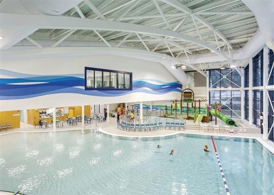 Superior Lodge Hot Tub at Finlake Holiday Resort, Newton Abbot