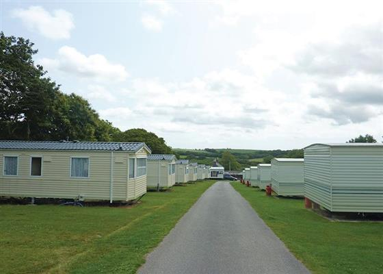 Swallow Plus at Meadow Lakes Holiday Park, Saint Austell