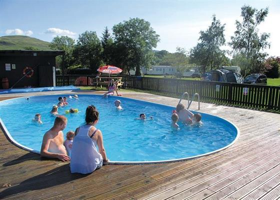 balgair castle holiday park glasgow stirlingshire self catering holidays and short break