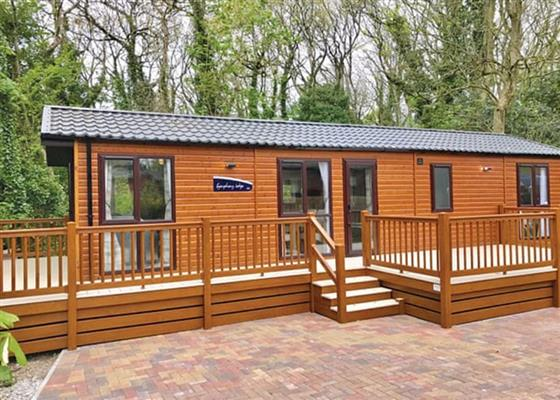 Sycamore 2 Bed Lodge