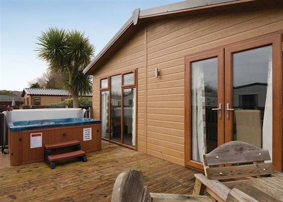 Talacre Birchwood Elegance Lodge 1 at Talacre Beach, Holywell