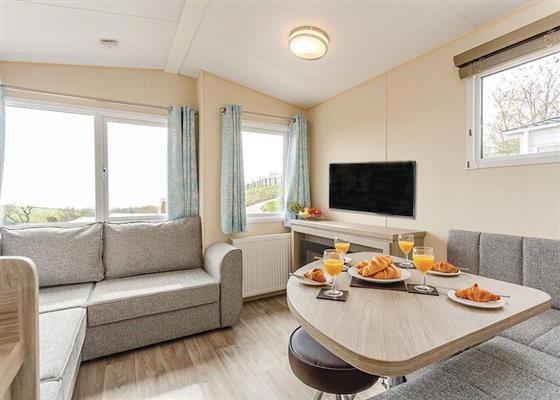 Tamar Sea View 3 at Sandymouth Holiday Resort, Bude