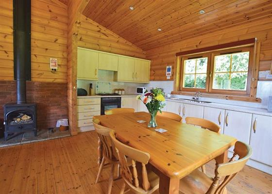 Tanglewood Lodge at Woodside Lodges, Ledbury