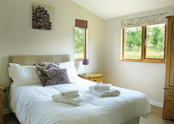 Teesdale Lodge at Meadows End Lodges, Grange-Over-Sands