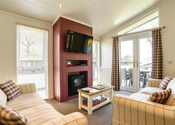 Tennyson Lodge at Woodside Beach Lodges, Ryde