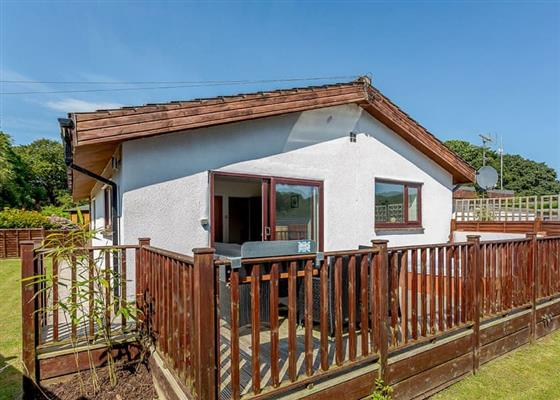The Bungalow Retreat at Willow Bay Country Park, Holsworthy