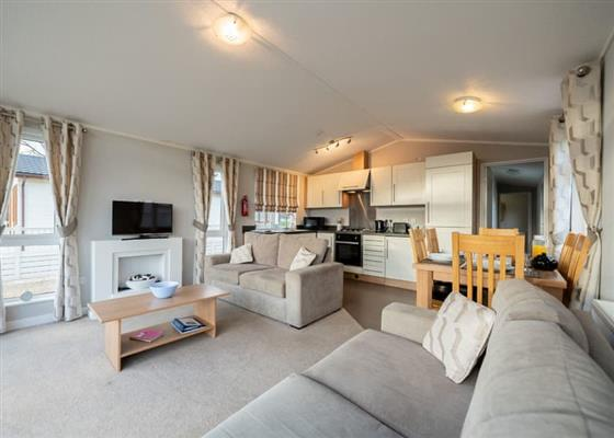 The Southwold Lodge at The Hollies Kessingland, Lowestoft