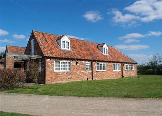 The stables Cottage at Camper UK Leisure Park, Newark