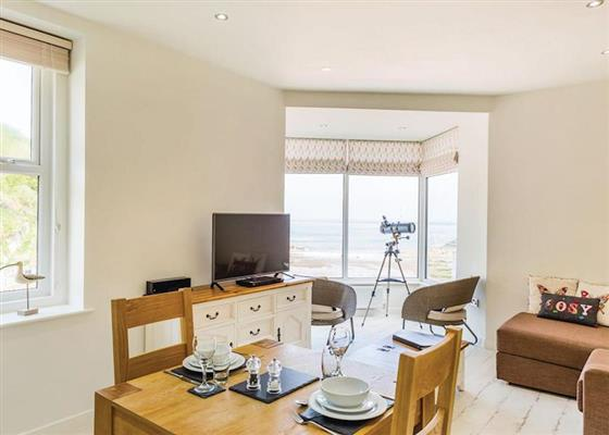 The Suite at Beach Cove, Ilfracombe