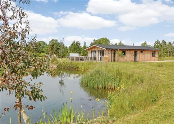 Thirsk Lodge at Cedar Retreats, Ripon