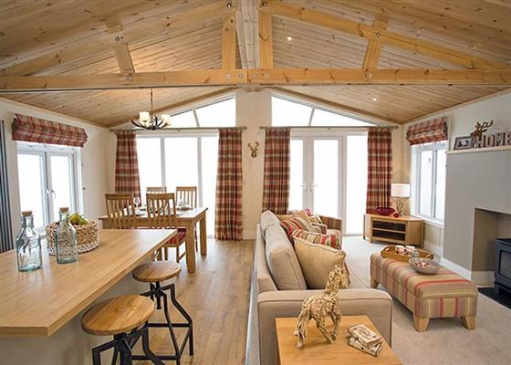 Tindale Lodge at White Cross Bay, Windermere
