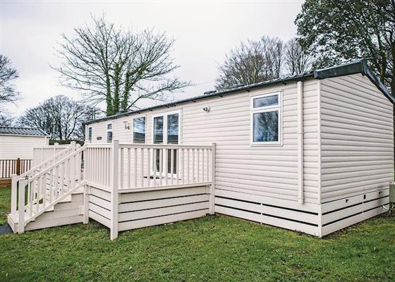 Tintagel 3 at Juliots Well Holiday Park, Camelford