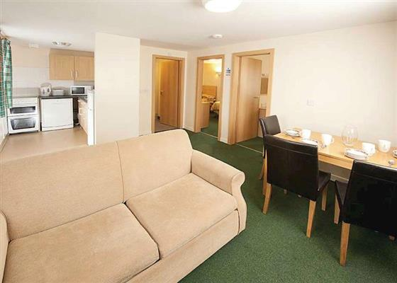 Torrs 2 Bed Apartment (Pet) at Ilfracombe Holiday Park, Ilfracombe